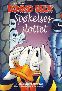 Cover Thumbnail for Bilag til Donald Duck & Co (Hjemmet / Egmont, 1997 series) #43/2001
