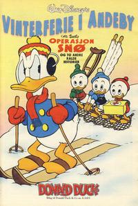 Cover Thumbnail for Bilag til Donald Duck & Co (Hjemmet / Egmont, 1997 series) #8/2003