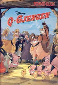 Cover Thumbnail for Bilag til Donald Duck & Co (Hjemmet / Egmont, 1997 series) #39/2004