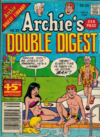 Cover Thumbnail for Archie's Double Digest Magazine (Archie, 1984 series) #30