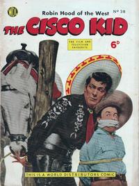 Cover Thumbnail for Cisco Kid (World Distributors, 1952 series) #38