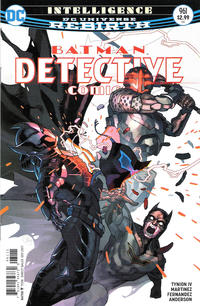 Cover Thumbnail for Detective Comics (DC, 2011 series) #961