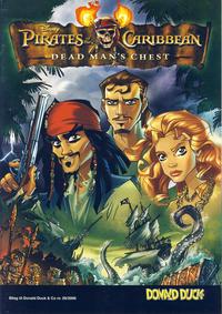 Cover Thumbnail for Bilag til Donald Duck & Co (Hjemmet / Egmont, 1997 series) #29/2006