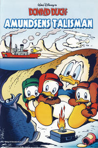 Cover Thumbnail for Bilag til Donald Duck & Co (Hjemmet / Egmont, 1997 series) #8/2007