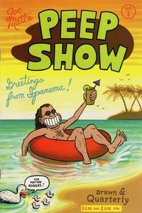 Cover Thumbnail for Peepshow (Drawn & Quarterly, 1992 series) #1
