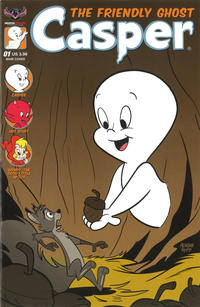 Cover Thumbnail for Casper the Friendly Ghost (American Mythology Productions, 2017 series) #1