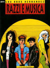 Cover for Love and Rockets (Magic Press, 1998 series) #0