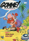 Cover for Gomme! (Glénat, 1981 series) #9