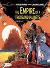 Cover for Valerian and Laureline (Cinebook, 2010 series) #2 - The Empire of a Thousand Planets