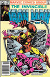 Cover Thumbnail for Iron Man (1968 series) #168 [Canadian Newsstand Edition]