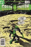 Cover for Green Lantern (DC, 1976 series) #193 [Canadian Newsstand Edition]