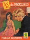 Cover for As de corazones (Editorial Bruguera, 1961 ? series) #192
