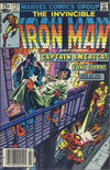 Cover Thumbnail for Iron Man (1968 series) #172 [Canadian Newsstand Edition]