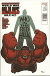Cover Thumbnail for Hulk (2008 series) #23 [Newsstand Edition]