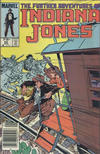 Cover Thumbnail for The Further Adventures of Indiana Jones (1983 series) #25 [Canadian]