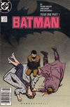 Cover Thumbnail for Batman (1940 series) #404 [Canadian Newsstand]