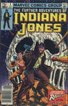 Cover for The Further Adventures of Indiana Jones (Marvel, 1983 series) #8 [Canadian]