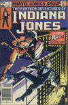 Cover for The Further Adventures of Indiana Jones (Marvel, 1983 series) #9 [Canadian]