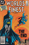 Cover Thumbnail for World's Finest Comics (1941 series) #323 [Canadian Newsstand]