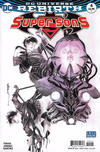 Cover for Super Sons (DC, 2017 series) #4 [Dustin Nguyen Cover]