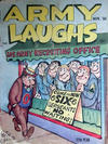 Cover for Army Laughs (Prize, 1951 series) #v16#9