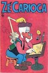 Cover for Zé Carioca (Editora Abril, 1961 series) #1029