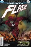 Cover for The Flash (DC, 2016 series) #28 [Carmine Di Giandomenico Cover]