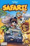 Cover for Donald Duck Tema pocket; Walt Disney's Tema pocket (Hjemmet / Egmont, 1997 series) #[92] - Safari!