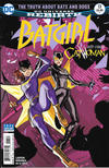 Cover for Batgirl (DC, 2016 series) #13