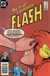 Cover for The Flash (DC, 1959 series) #345 [Canadian Newsstand]