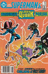 Cover for DC Comics Presents (DC, 1978 series) #94 [Canadian Newsstand]