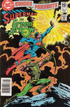 Cover for DC Comics Presents (DC, 1978 series) #54 [Canadian Newsstand]
