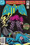 Cover Thumbnail for Detective Comics (1937 series) #524 [Canadian]