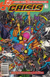 Cover for Crisis on Infinite Earths (DC, 1985 series) #12 [Canadian]
