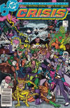 Cover Thumbnail for Crisis on Infinite Earths (1985 series) #9 [Canadian]