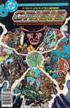Cover for Crisis on Infinite Earths (DC, 1985 series) #3 [Canadian]