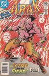 Cover for Arak / Son of Thunder (DC, 1981 series) #15 [Canadian]