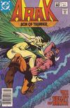 Cover for Arak / Son of Thunder (DC, 1981 series) #11 [Newsstand]