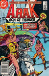 Cover for Arak / Son of Thunder (DC, 1981 series) #46 [Newsstand]