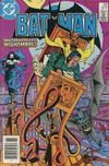 Cover for Batman (DC, 1940 series) #377 [Newsstand]