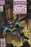 Cover Thumbnail for Batman (1940 series) #417 [Newsstand Edition]