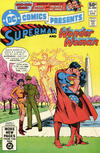 Cover for DC Comics Presents (DC, 1978 series) #32 [Direct Sales]