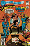 Cover for DC Comics Presents (DC, 1978 series) #34 [Direct Sales]