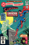 Cover for DC Comics Presents (DC, 1978 series) #42 [Direct Sales]