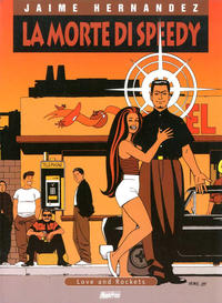 Cover Thumbnail for Love and Rockets (Magic Press, 1998 series) #6