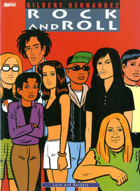 Cover Thumbnail for Love and Rockets (Magic Press, 1998 series) #9