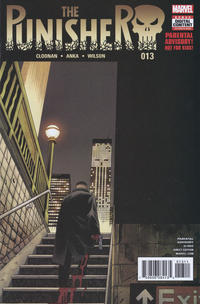 Cover Thumbnail for The Punisher (Marvel, 2016 series) #13