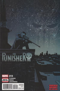 Cover Thumbnail for The Punisher (Marvel, 2016 series) #14
