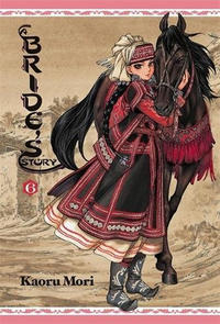 Cover Thumbnail for A Bride's Story (Yen Press, 2011 series) #6