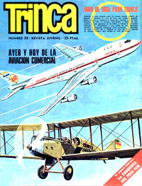 Cover Thumbnail for Trinca (Doncel, 1970 series) #33